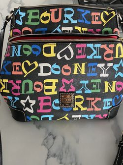 Doney Burke Purse Excellent Condition for Sale in Fountain Valley,  CA