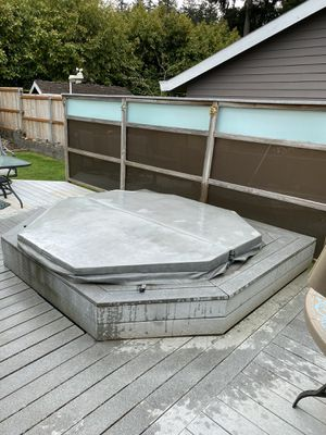 Hot tub cover for Sale in Kent, WA