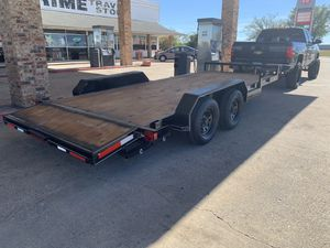 2021 flatbed trailer for Sale in Arlington, TX