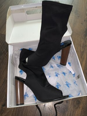 Ankle boot heels for Sale in Fontana, CA