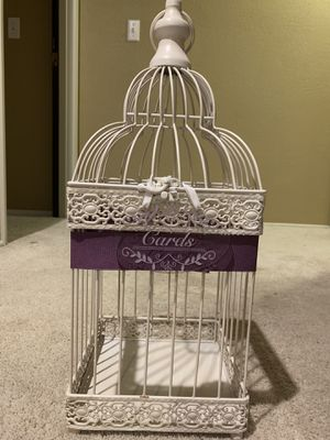 Card bird cage for Sale in Eugene, OR