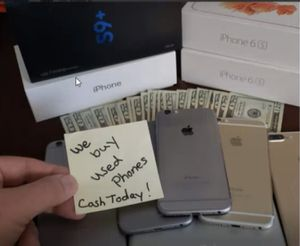CA$H for Smartphones for Sale in Belleville, IL