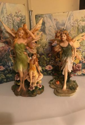 Romantic Fairies Set for Sale in East Hartford, CT