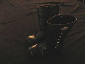 Boots michael kors\ Botas michael kors talla 8 for Sale in Alexandria, VA