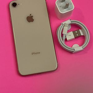 IPhone 8 64gb Gold UNLOCKED $260 Firm for Sale in Round Rock, TX