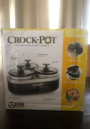 Crock pot for Sale in Countryside, IL
