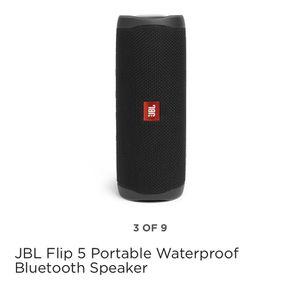 JBL FLIP 5 PORTABLE WATERPROOF BLUETOOTH SPEAKER for Sale in Orlando, FL