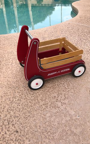 Radio Flyer kids toy or photo prop for Sale in Mesa, AZ
