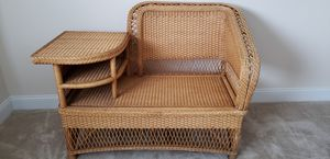 Outdoor Rattan extra large chair for Sale in Fairfax, VA