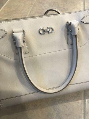 Salvatore Ferragamo Saffiano Handle Bag for Sale in Sugar Land, TX