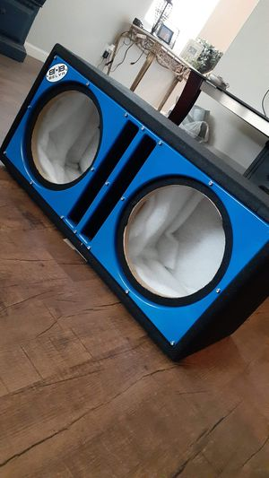"New Custom Ported 10"" Box $250 for Sale in Fresno, CA"