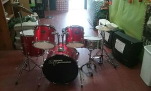 groove percussion complete drum set for Sale in Camden, NJ