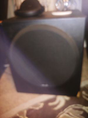 Polk Audio PSW450 Powered SubWoofer for Sale in Tempe, AZ