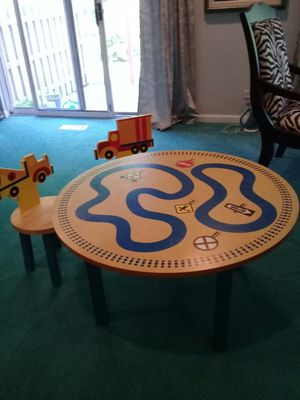Kids Table and Chairs by Room Magic for Sale in Chicago, IL