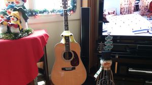 Martin D41. New condition. Never played. Case included. Purchased 2002. $ 3,500. for Sale in Montvale, VA