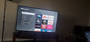 Tv 50 inches smart TV with remote for Sale in Denver, CO