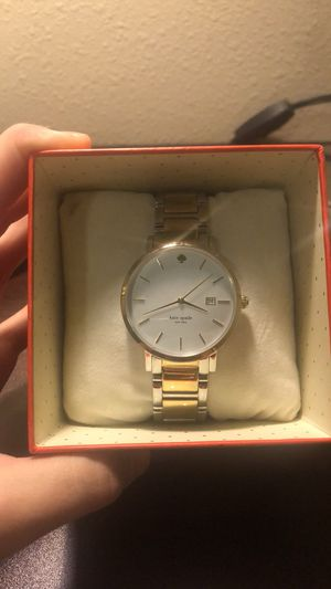 Kate Spade Gramercy Grand Watch for Sale in Normal, IL