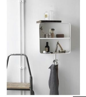 IKEA Brickan Wall Bathroom or Kitchen Cabinet/Shelf for Sale in Washington, DC