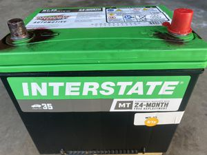 Nissan, Subaru, Odyssey, Toyota Corolla Battery group 35. Only months of use for Sale in Melrose Park, IL