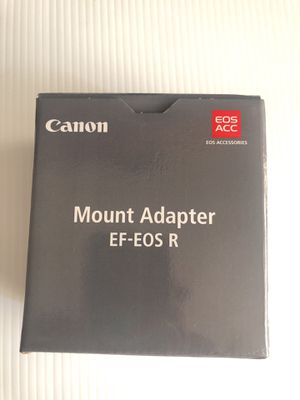 Canon Control Ring Mount Adapter EF-EOS R for Sale in Chatsworth, CA