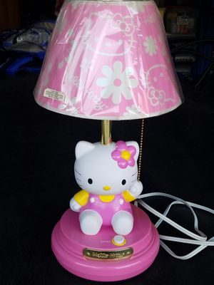 Hello Kitty Lamp for Sale in Anaheim, CA