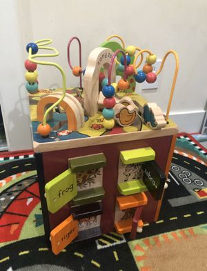 Toddlers activity cube for Sale in Hayward, CA