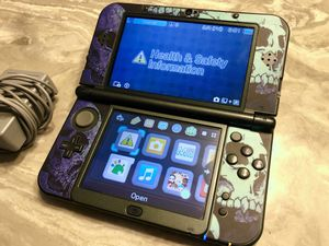 🌸 Nintendo New 3DS XL (charger and games included) for Sale in Silver Spring, MD