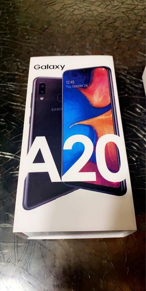BRAND NEW SAMSUNG GALAXY A20 32GB GSM UNLOCKED!!! for Sale in Des Plaines, IL