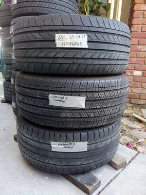 Quality used tires all sizes... Call for your size for Sale in El Monte, CA