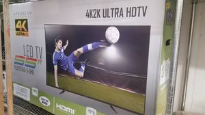 New proscan tv 55 inch 4k ultra HD tv for Sale in NC, US