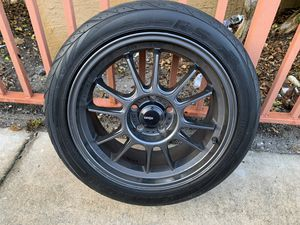 Koning rims +tires for Sale in Lake Worth, FL