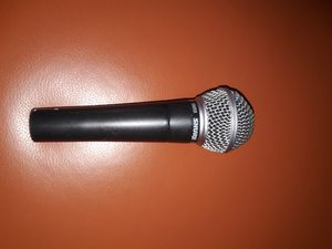 shure sm58 vocal microphone for Sale in Houston, TX