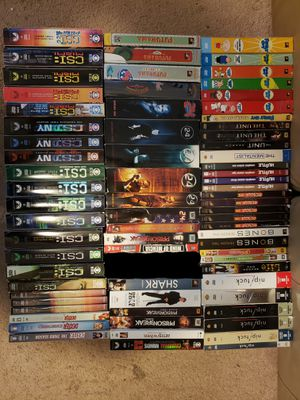 TV series, DVDs, bluray movies for Sale in Joint Base Andrews, MD