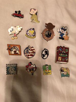 Assorted Disney pins for Sale in Brandon, FL