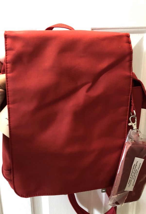 e6aa3e72e7b1 Be Safe Bags Anti-Theft Convertible Backpack with Security Flap. Valued at  $ 56.00. for Sale in Dallas, GA - OfferUp