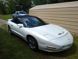 97 Pontiac Trans-Am firebird convertible collector's edition for Sale in Ithaca, MI
