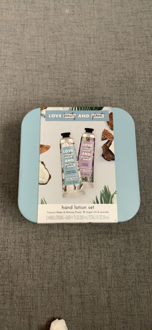 Love Beauty Planet lotions and bath bombs for Sale in Secaucus, NJ