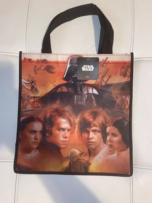 STAR WARS Collectible Bag for Sale in Pawtucket, RI