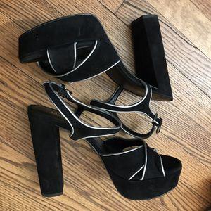 Michael Kors Black Heels for Sale in Downey, CA