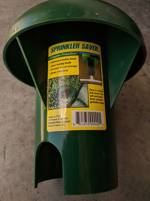Sprinkler Saver sprinkler head protectors for Sale in Riverview, FL