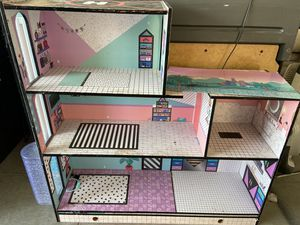 LOL surprise doll house for Sale in Victorville, CA