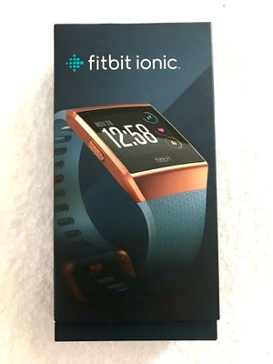 Fitbit Ionic smart watch activity tracker for Sale in Seattle, WA