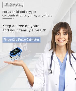 Pulse Oximeter CE Certified for Sale in Las Vegas, NV