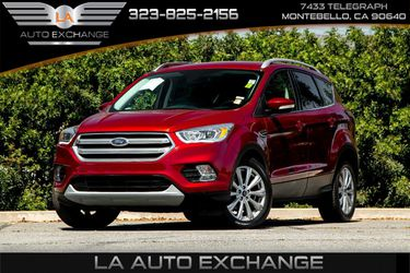 2017 Ford Escape for Sale in Pico Rivera, CA