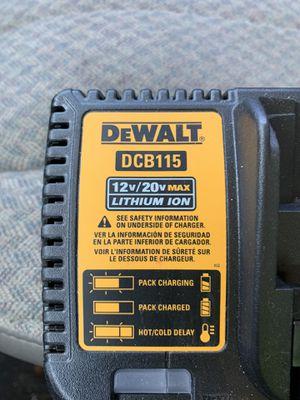 Battery and charging port- DeWALT for Sale in Mesa, AZ