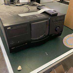 JVC 200 Disc Holder for Sale in Portland, OR