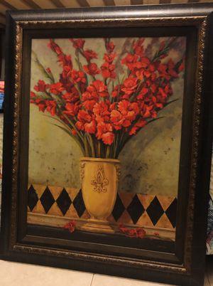 Wall decor 41x33 for Sale in Orlando, FL