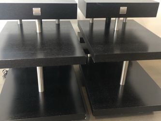Pair Of Wood Side Tables for Sale in Redmond,  WA
