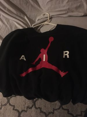 Awesome Jordan sweater size extra large for sale in like new condition for Sale in Phoenix, AZ