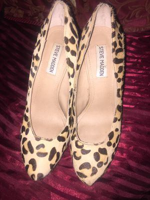 Animal print design shoes for Sale in Silver Spring, MD